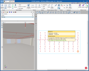Requirements and errors in the Open BIM workflow